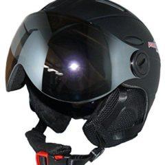 Protectwear Ski helmet with visors