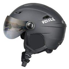 Vokul Unisex Ski Helmet