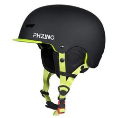 PHZING Kids/Adults Snow Sports Helmet CR Certified for Ski Skate Board Protective