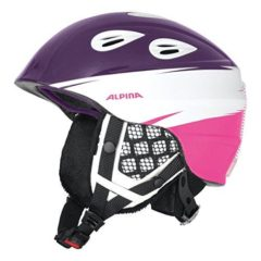 ALPINA Girls Grap 2.0 Junior Ski Helmet