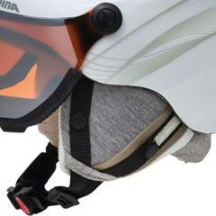 Alpina Women's Grap Visor 2.0HM Ski Helmet