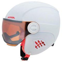 Alpina Carat LE Visor HM Ski Helmet Girls