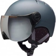 Sinner Adults Crystal Ski Helmet with Visor