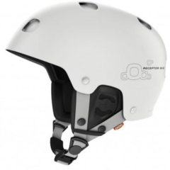 Adults Receptor Helmet Bug White