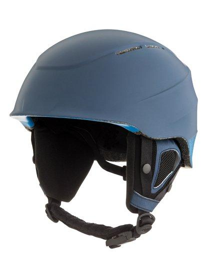 Althy - Snowboard/Ski Helmet for Men - Blue - Quiksilver