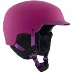 Anon Women's Aera Snow Helmet PURPLE