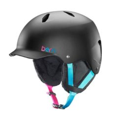 Bern Bandita EPS Thinshell Girls Snowboard Helmet 2015