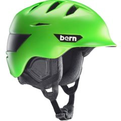 Bern Kingston Zipmold Snowboard Helmet 2015