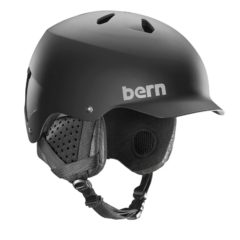 Bern Watts Helmet 2019 Matte Black Large