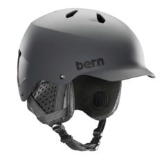 Bern Watts MIPS Helmet Matte Grey 2019 Medium