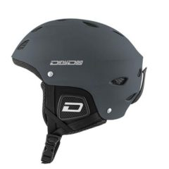 Dirty Dog Orbit Helmet - Matt Dark Grey -Medium