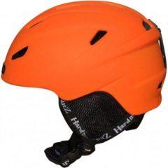 In-Mould Ski & Snowboard Helmet Orange