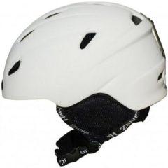 In-Mould Ski & Snowboard Helmet White
