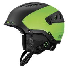 K2 Diversion Snowboard Helmet 2019 Green Black Medium