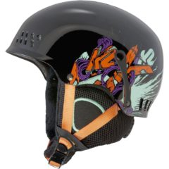 K2 Kids Entity Ski Snowboard Helmet Junior Boys Girls 2015 Black XS