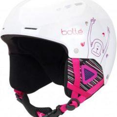 Kids Quiz Helmet White