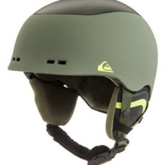 Lennix - Snowboard/Ski Helmet for Men - Brown - Quiksilver