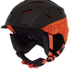 Picture Omega Snowboard Helmet 2019 Orange Medium