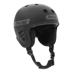 Protec Full Cut Helmet 2019 Matte Black Medium