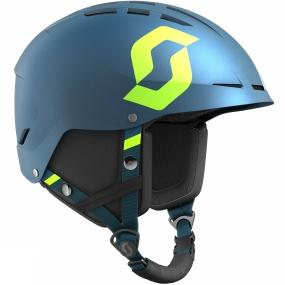 Scott Apic Plus Junior Helmet Pacific Blue
