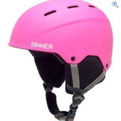 Sinner Poley S-IMPACT+® Kids' Helmet - Colour: MATTE PINK