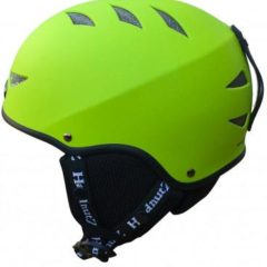 Ski & Snowbaord Helmet Green