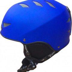 Ski & Snowboard Helmet Blue