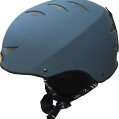Ski & Snowboard Helmet Grey