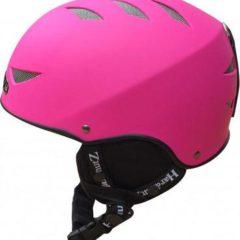 Ski & Snowboard Helmet Pink