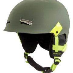 Skylab SRT - Snowboard/Ski Helmet for Men - Brown - Quiksilver