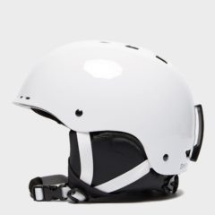 Smith Kids' Holt Ski Helmet – White, White