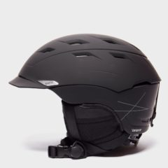 Smith Men's Variance Ski Helmet - Black, Black