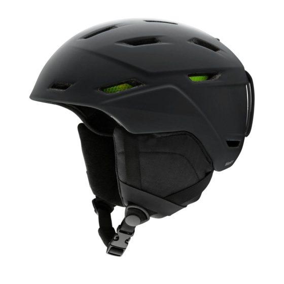 Smith Mission Snowboard Helmet 2019 Matte Black Large