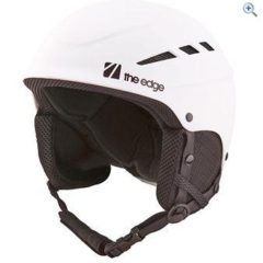The Edge Yukio Snow Helmet - Size: S-M - Colour: White