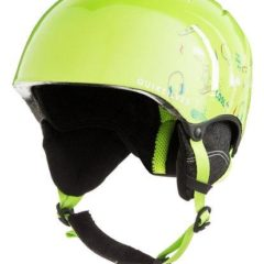 The Game - Snowboard/Ski Helmet for Boys 8-16 - Green - Quiksilver