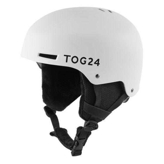 Tog 24 Mountain Helmet White