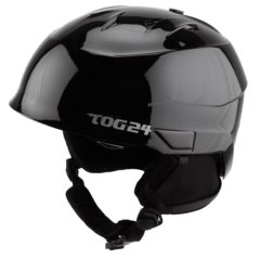 Tog 24 Visor Ski Helmet Black
