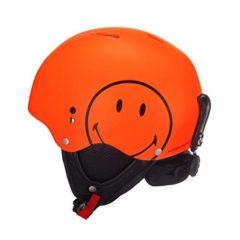 HMR Helmets Z1 Smiley Ski Snowboard Helmet Unisex