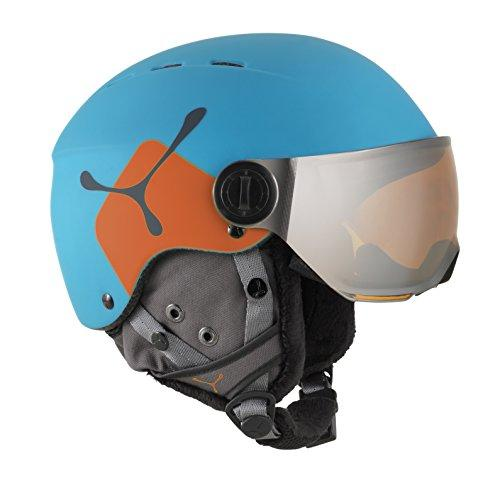 Cébé Lightweight Fireball Kids Ski Helmet