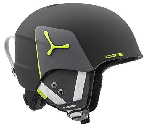 Cébé Childrens Suspense Deluxe Ski Helmet