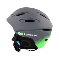 Kernoda Unisex Helmet Freeride Ski/Snowboard Ultralight Winter Warm, Taran