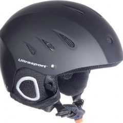 Ultrasport Ski or Snowboard Helmet Race Edition