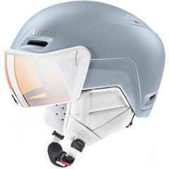 Uvex Hlmt 700 Visor Unisex Ski Helmet