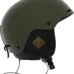 Salomon Men's Brigade+ Audio Helmets