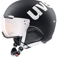 Uvex 500 Visor Unisex Ski Helmet