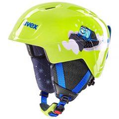 Uvex Unisex Youth Manic Ski Helmet