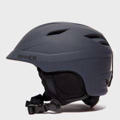 Sinner Gallix II Ski Helmet - Dark Grey, Dark Grey