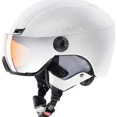 Uvex 400Visor Unisex Ski Helmet