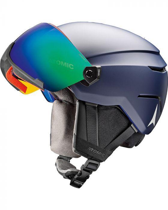 Atomic Savor Visor Stereo Ski Helmet