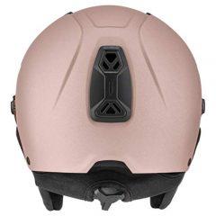 Uvex Unisex's Adult 600 Visor ski Helmet